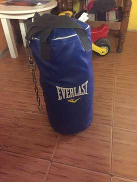 Bolsa de Boxeo Everlast mediana
