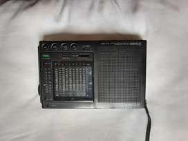 Radios sony 12 bandas