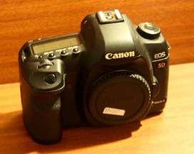 Canon Eos 5d Mark Ii Dslr Body