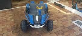 Auto eléctrico Batman