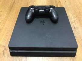 Vendo PS4 slim 1TB con un control