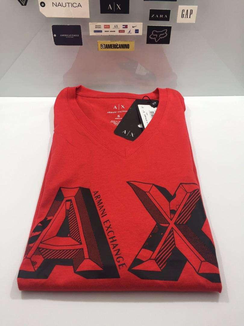 Camisetas Armani Exchange talla S 0