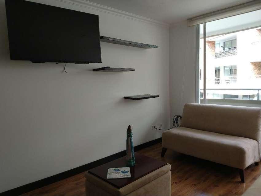 Renta/ Arriendo/ Alquiler Departamento Amoblado 2 Dormitorios sector Carolina/ República del Salvador 0