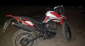 Moto Guerrero Gxr 200 Enduro Triax Zr Bikecenter