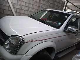 Chevrolet D-Max   Automático cero multas cero choques año 2008 color blanco un solo dueño