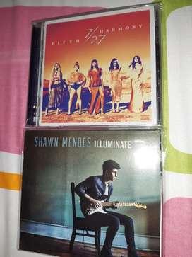 CDs Pop Americano