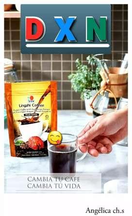 DXN Lingzhi Coffee Lo mejor para tu salud