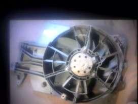 Electro ventilador de ford escordt zetec