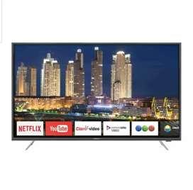 "TV noblex 65 "" 4k nuevo"