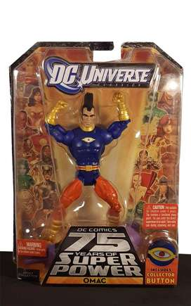 MUÑECOS DC UNIVERSE