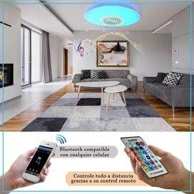 VENDO FOCO LAMPARA LED AHORRADOR  C/PARLANTE MP3 y BLUETOOTH