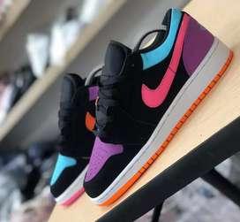 Tenís Nike Jordan Retro 1 dama y caballero