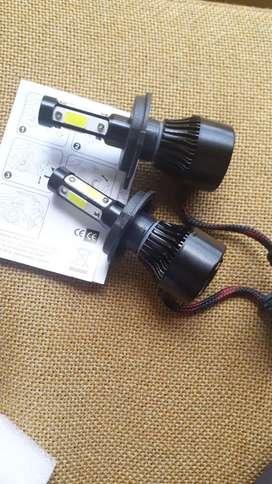 Bombillos led y stop para turbos