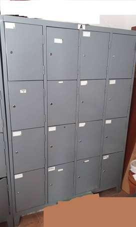Lockers 16 puertas