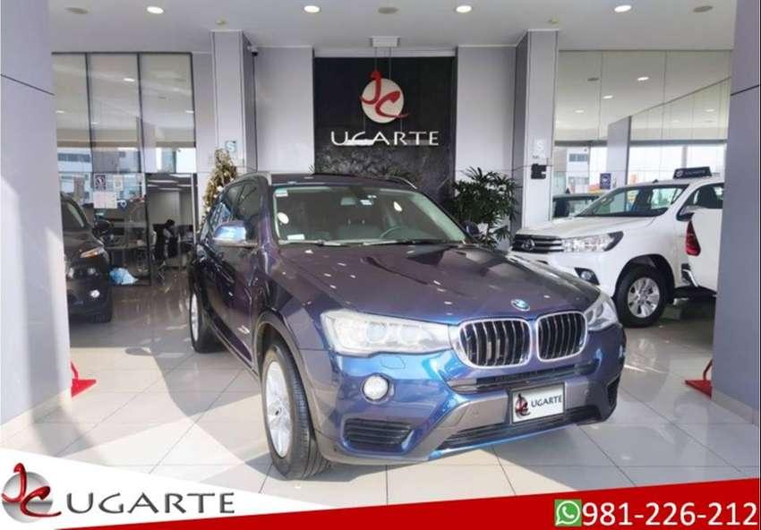 BMW X3 20i SDrive 2015 - JC UGARTE
