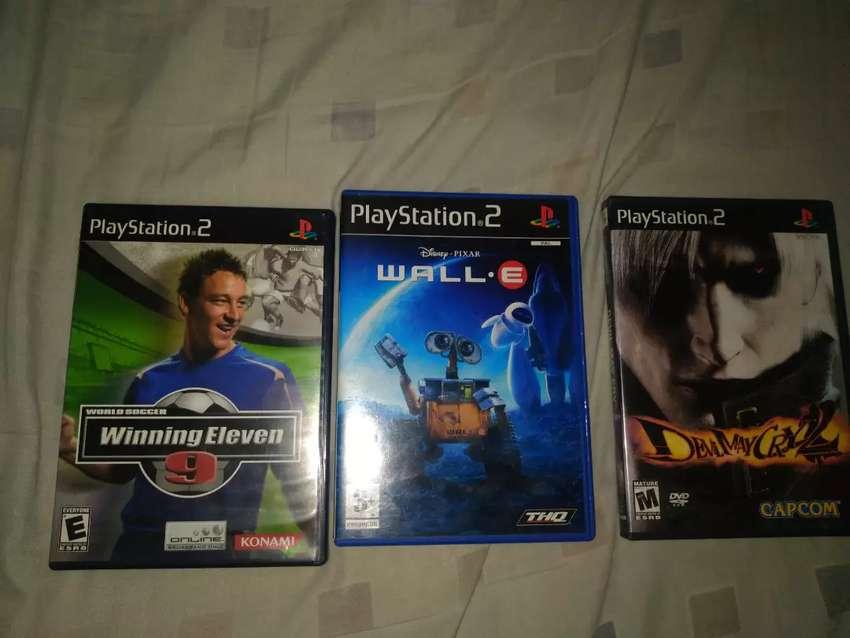 Jugos de play 2 originales 0