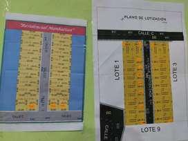 Propiedad privada,con titulo, venta de lotes 8x20 s/.17800 ubicado en viñani pasando riel