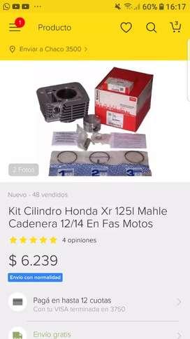 Kit de cilindro 125 nuevo