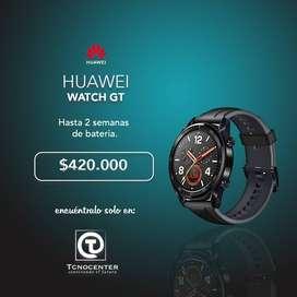 Huawei watch GT, Smartwatch, nuevos, sellados, Garantia, TIENDA FISICA.