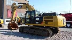 Excavadora Caterpillar 336 -  329 - 320 -Tractor D6 - D7- D8 - Motoniveladora Cat - Rodillo Cat