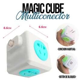 Magic Cube  Multiconector