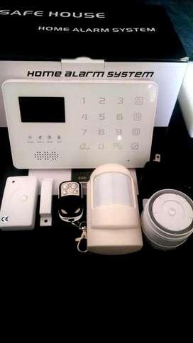 Alarmas inalambricas con GSM