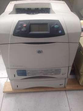 Impresora Hp LaserJet 4350 Regalo !