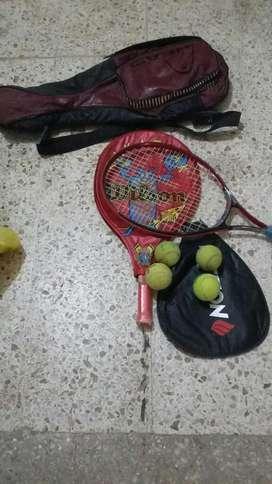 Raquetas de Tenis Marca Wilson