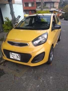 Taxi Kia 2013 573milKm Excelente Estado