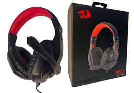 Headset Gamer Redragon Ares H120 - Diadema