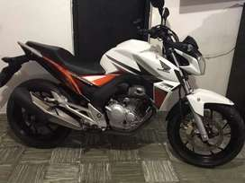 Honda Twister 250 .  Modelo 2019  Kilómetros 2700