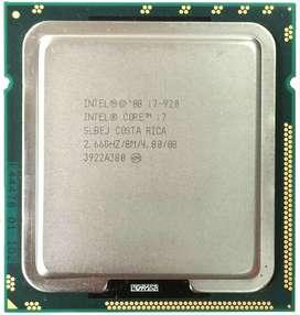 Procesador Intel Core i7-920 2,66GHz LGA 1366 PC