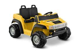 Hummer H2. Carro eléctrico para niños de más de 3 años.