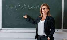 Docente de Química y de Física