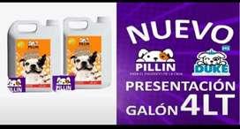 Shampoo para perros Pillin
