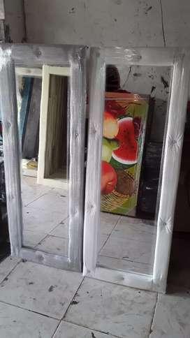 Espejos tapizado