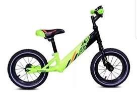Bicicleta de inicio para niños