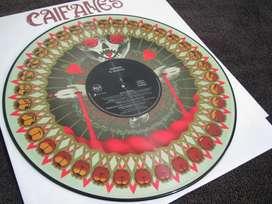 Caifanes el silencio LP picture disc