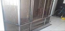 Vendo 2 ventanas con vidrios