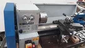 Torno español Belflex,poco usado,1600usd negociables
