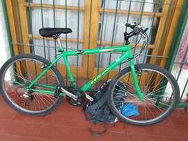 Bici usada casi nueva aro 26 facherita facherita.