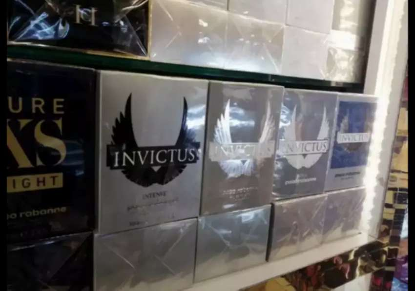 Perfume invitus legend