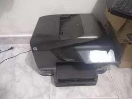 Impresora sistema de tinta HP 8600 pro