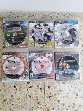 Videojuegos PS3 fultbol