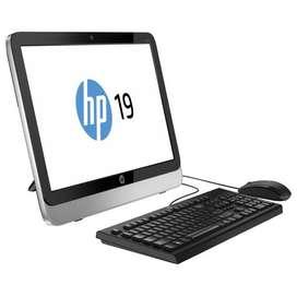 Computadora HP All-in-One