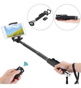 Monopod Yunteng Yt888 Selfie Stick Bluetooth Para Celular