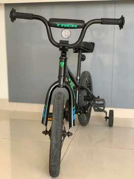 Bicicleta para niños (Trek)