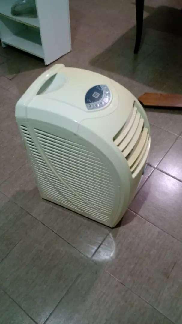 Aire portátil se vende x necesidad impecable frio calor 0