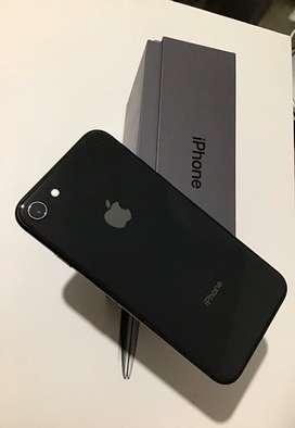Iphone 8 de 256G ,excelente estado 10/10, se entrega con accesorios y caja