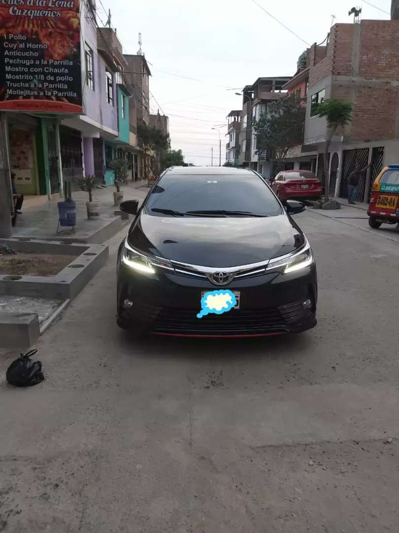 Toyota corolla precio negociable 0